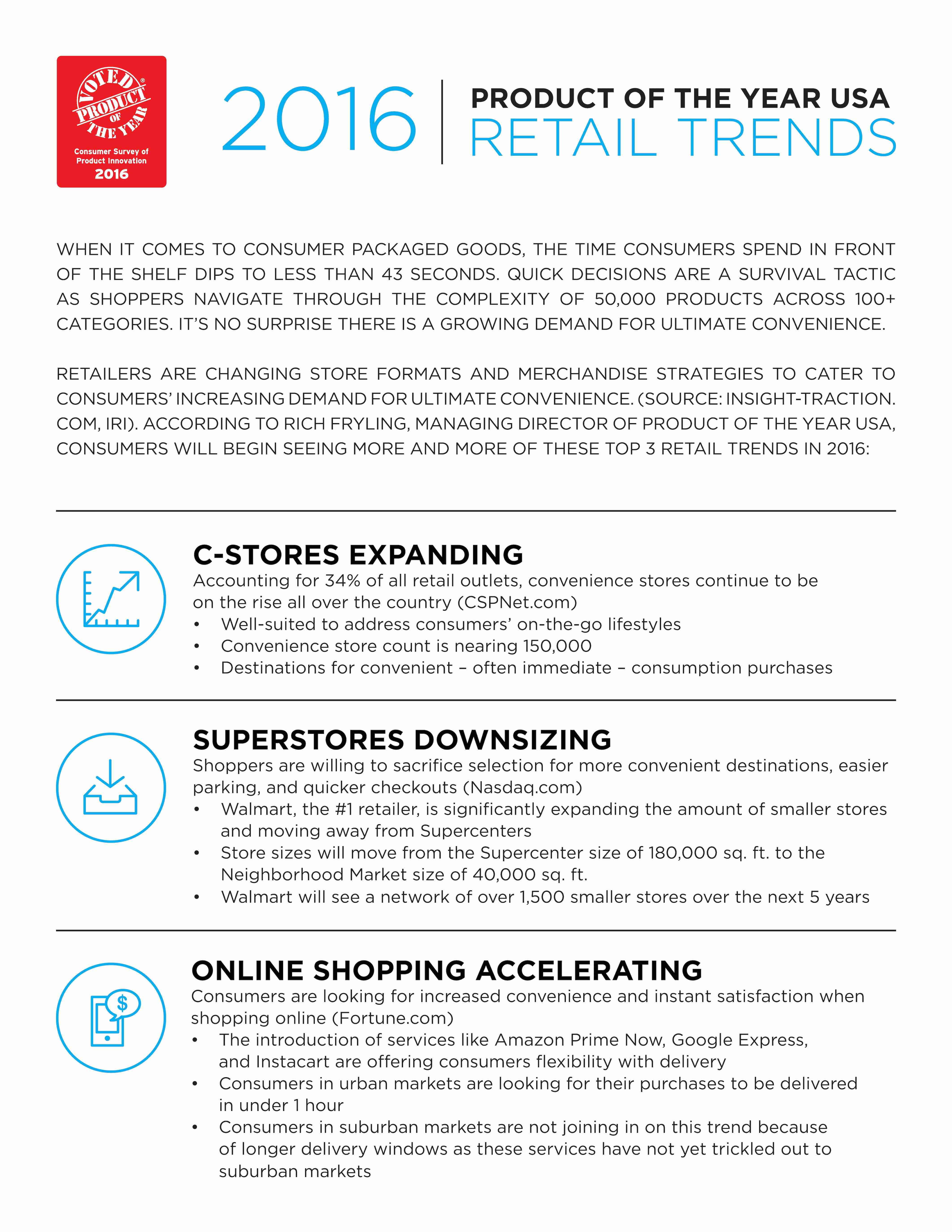 POY - 2016 Retail Trends