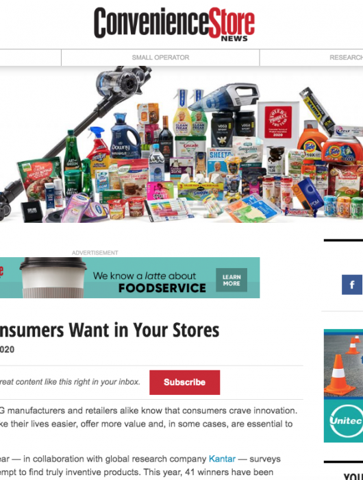 Convenience Store News