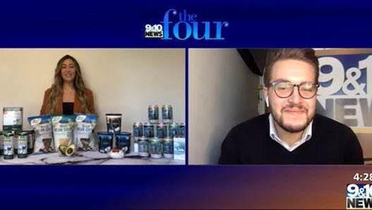 "CBS Michigan's, ""The Four on 9&10 News"" (WWTV)"
