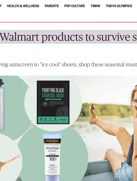 TODAY Online: 10 best Walmart products to survive summer in 2021