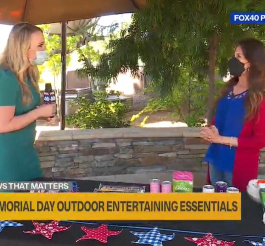 "FOX Sacramento, CA's ""FOX40 News"" (KTXL-TV)"